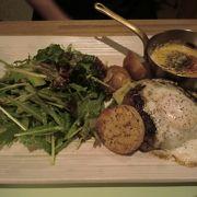 【ハンバーグ】 北海道産のお肉を使った手作りハンバーグ 「ノースコンチネント」