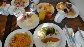 ヒルトンの朝食