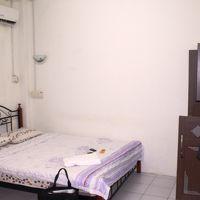 寝室 50USDの部屋