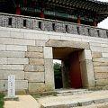 韓国の万里の長城の言葉に惹かれて行きました