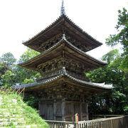 安土城内にあるお寺。
