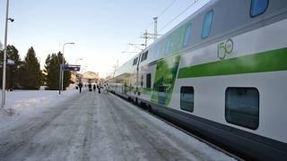 快適な鉄道の旅になります