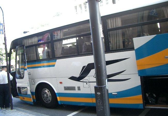 高知~松山の高速バス