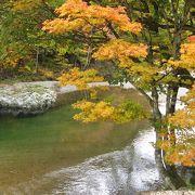四季折々に大自然を満喫できる