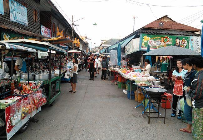 チュッカドン市場