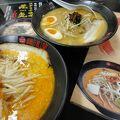 写真:市場ラ−メン 麺道蘭八食店