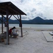 宇曽利湖 --- 極楽を感じさせる「恐山」のスポットです。