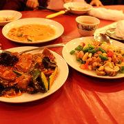 関帝廟通りの四川料理のお店