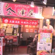 昭和10年に誕生した たこ焼き発祥の店