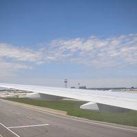 シカゴ空港は巨大なハブです。