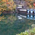 写真:九頭竜湖