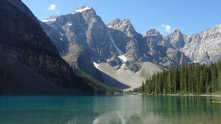 これぞカナダという風景