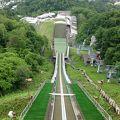 写真:大倉山ジャンプ競技場