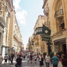ヴァレッタ市街