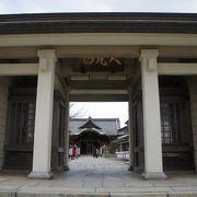 柿本人麻呂を祀る神社