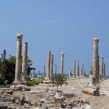 南側(海側)の遺跡