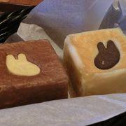 リサとガスパールのパンがいっぱい♪
