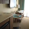 綺麗で便利なお手頃価格のホテル。