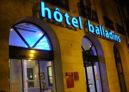 バラディン マルセイユ サン シャルル 写真