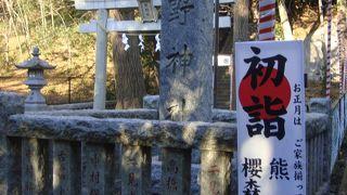 熊野神社 (神奈川県大和市)