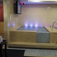20階ヘルスクラブのお風呂