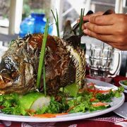 あの「象耳魚」を食べられる数少ない店