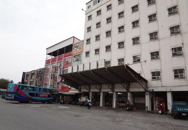 鼎東客運海線総站