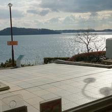 浜名湖SA 湖の見えるレストラン
