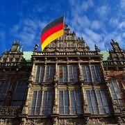 市庁舎のすばらしさは、ヨーロッパでも随一です。