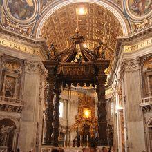 サン ピエトロ大聖堂