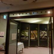 万葉公園のそばの入場無料の展示室