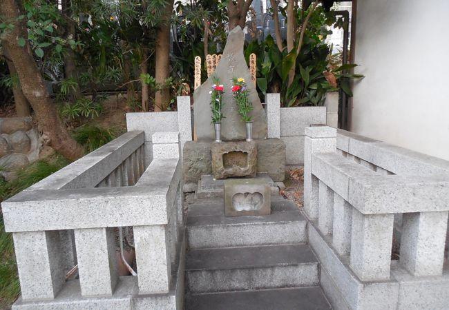直木三十五の墓
