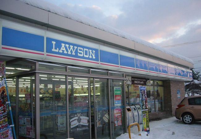 ローソン 上富良野大町店