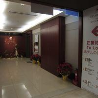 B1入口のエレベーター