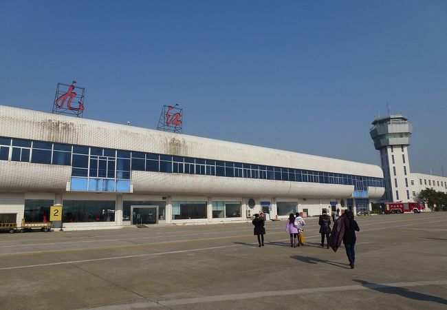 九江廬山空港 (JIU)