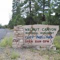 写真:ウォルナット キャニオン国定公園