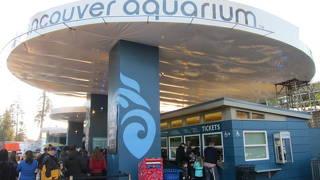 バンクーバー水族館
