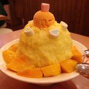 高雄でもやっぱり食べたいマンゴかき氷