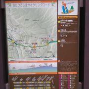 北広島では森の散策を楽しめる