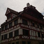 ドイツっぽい建物