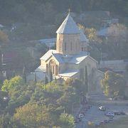 ジュヴァリ教会とスヴェティ・ツホヴェリ教会は必見です。