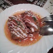 やさしい味のベラルーシの家庭料理