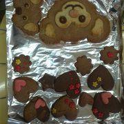 楽しくお菓子作り体験☆