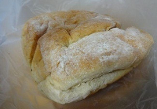 パンの試食がたくさん