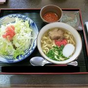 沖縄そば食べたよ!