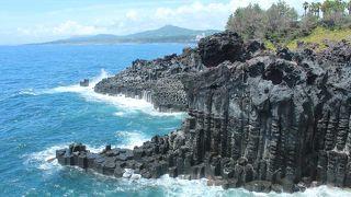 素晴らしい景観の海