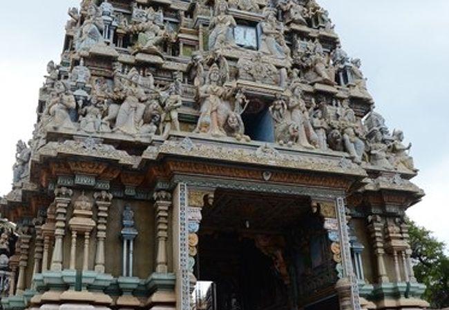 カーリー寺院