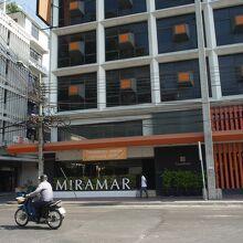 ミラマー ホテル