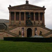 19世紀から20世紀のヨーロッパ絵画、特にドイツ絵画が充実