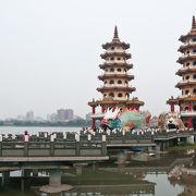 台湾の、中国の伝統が凝縮された信仰の施設